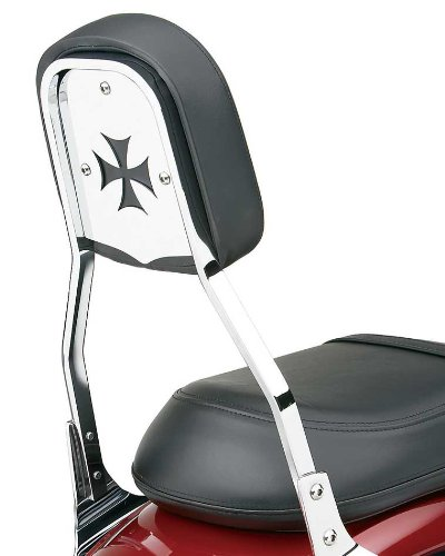 (Cobra Steel Sissy Bar Insert - Cross (Standard))