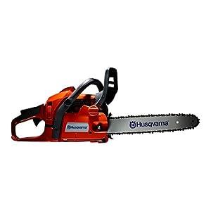 Husqvarna 966761807 135 3/8 Pitch .050 Gauge Chainsaw, 16″