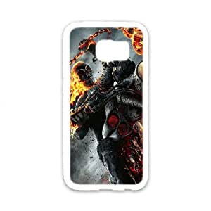 Fashionable Case Ghost Rider for Samsung Galaxy S6 WASCW8474695