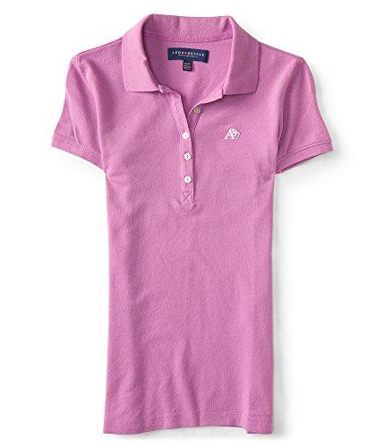 aeropostale-womens-a87-piqu-polo-shirt-s-hazy-grape