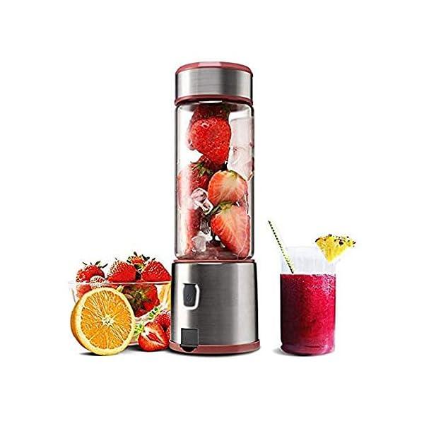 XYUN Juicer della frutta, Wide Mouth centrifuga Juicer Estrattore con Dual Speed Control for Frutta e verdura Juice… 1 spesavip