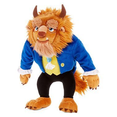 Beast Plush - Disney Beauty and the Beast Beast 15