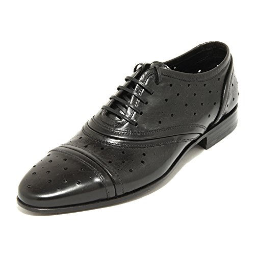 9081G scarpa uomo DOUCAL'S paros jack colore antracite scarpe shoes men Antracite