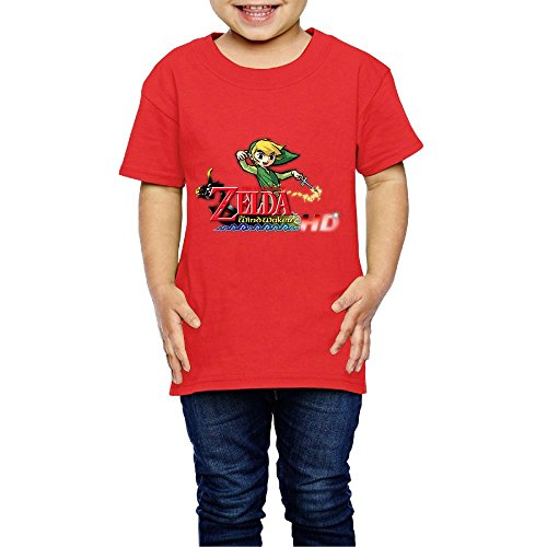 WzLIxcAA The Legend of Zelda Wind Waker Kid's T Shirts for sale  Delivered anywhere in Canada