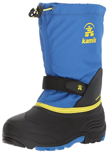 Kamik KamikWaterbug5 - Waterbug5 Unisex-Kinder Blue/Sulfur