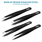 Tweezers Set - Professional Stainless Steel