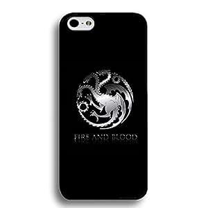 Targaryen,Game Of Thrones Popular Cover Case For Iphone 6 (4.7 Inch) LamLamArt