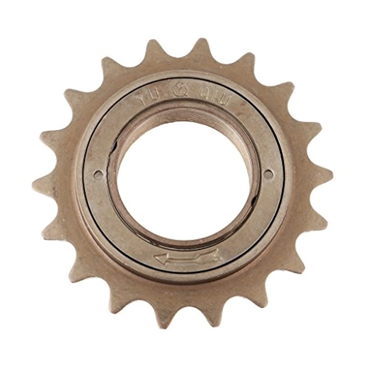 [해외] 자전거 내구성 프리 휠 18T치 34MM 싱글 스피드 프리 휠 플라이 휠 스프로킷