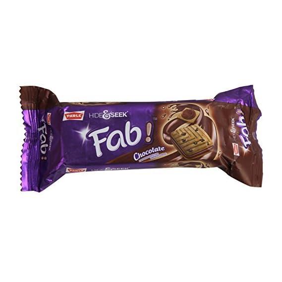 Parle Hide and Seek Fab Biscuit, Chocolate, 100g