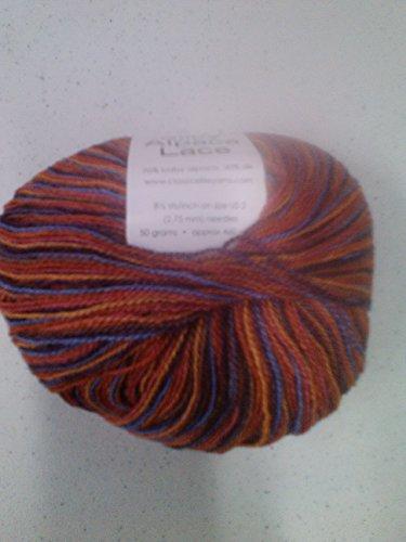 Classic Elite Yarns Silky Alpaca Lace, Color 2483 -