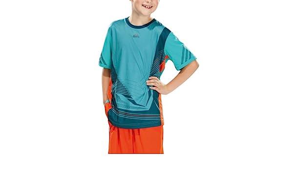 adidas - Camiseta de pádel para niño, tamaño 128 UK, Color ...