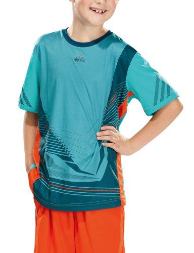 adidas - Camiseta de pádel para niño, tamaño 128 UK, Color Ultra ...