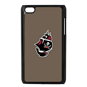 Tampa Bay Buccaneers iPod Touch 4 Case Black TQ7199178