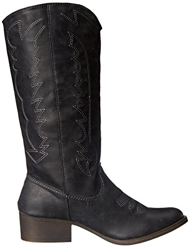 Western Boot Black Women's madden Durant girl Paris InPqnUtW