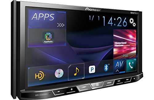 Pioneer AVHX5800BHS 2-DIN Receiver with 7.0
