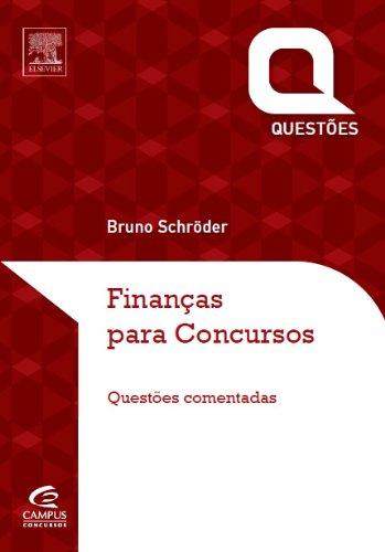 Finanças Para Concursos - Série Questões