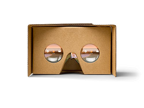 Google-Cardboard-viewer-Wearable-for-Android-41-or-Higher-or-iOS-80-or-Higher-Brown
