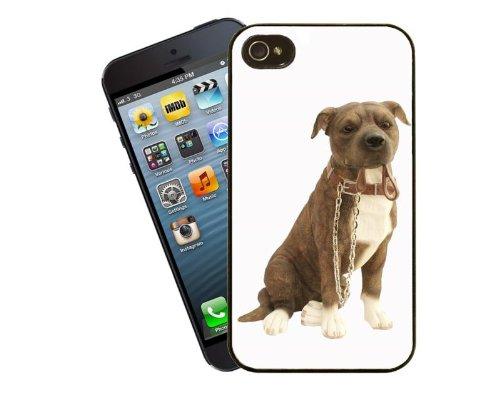Staffordshire Bull Terrier Telefon Fall, design 14–für Apple iPhone 5/5S–Cover von Eclipse Geschenk Ideen