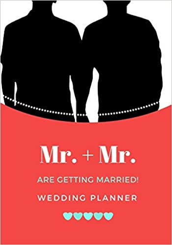 Amazon mr mr wedding planner ultimate love for lgbt pride amazon mr mr wedding planner ultimate love for lgbt pride to be yourself 9781975933173 eternity love books solutioingenieria Images