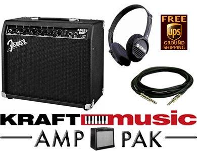 Fender FM 25 DSP Frontman Combo Amp
