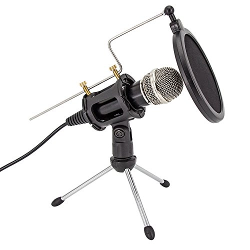 professional-condenser-microphone-plug-play-home-studio-for-recordingpodcastingonline-chatting-such-