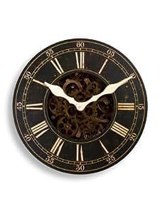 Outside-In Designs 46cm Iron Bridge Mechanical Clock