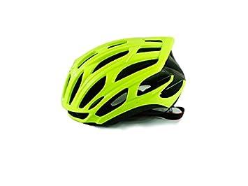 LridSu Superior Casco de Bicicleta Ajustable para Adultos Casco de ...