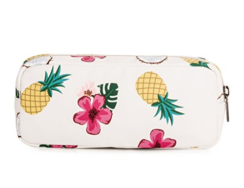 Lovely Pineapple Children Pen Pencil Case Coin Purse Pouch C