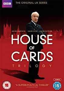 Pack: House Of Cards Trilogy [Reino Unido] [DVD]