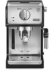 ماكينة تحضير القهوة اسبرسو من ديلونجي - اسود، ECP35.31