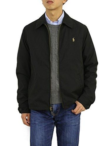 Polo Ralph Lauren Mens Lightweight Microfiber Windbreaker Jacket (XXL, Polo ()
