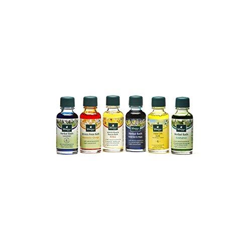 クナイプバスオイルコレクション(6×20ミリリットル) x4 - Kneipp Bath Oil Collection (6 x 20ml) (Pack of 4) [並行輸入品] B071DQ6JZ6