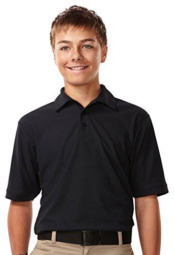Knit Mens Golf Shirt - 7