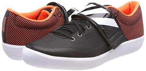Adidas Adizero 000 naranj Noir negbas Mixte ftwbla De Trail Adulte Shotput Chaussures rrqfdHgw