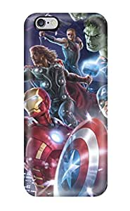 Durable Case For The Iphone 6 Plus- Eco-friendly Retail Packaging(the Avengers 48)