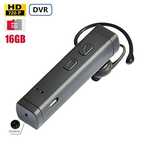Buy Electronicsartgalleryeag Spy Dvr 1080p Fhd Hidden Camera Wireless Functional Mini Bluetooth Headset Hidden Spy Camera 16gb Memory Included Long Battery Operating Life Online At Low Price In India Electronicsartgalleryeag Camera