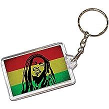 Bob Marley Keyring / Keychain