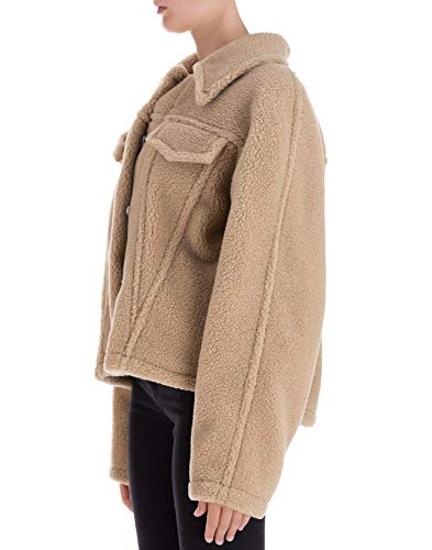 Donna Owye005e18a630625301 Outerwear Off Beige Poliammide white Giacca qwFn4HT