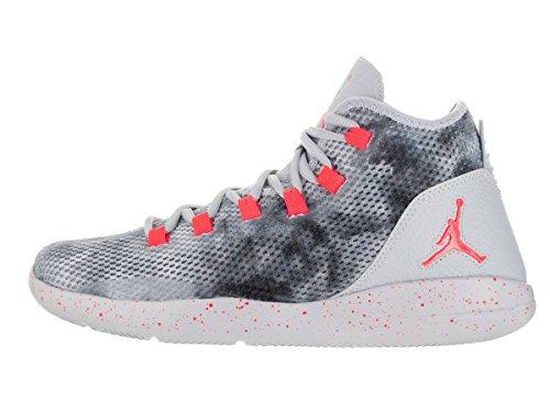 Nike Zapatillas De Baloncesto Jordan Reveal Premium Para Hombre Wolf Gray / Infrared 23-black