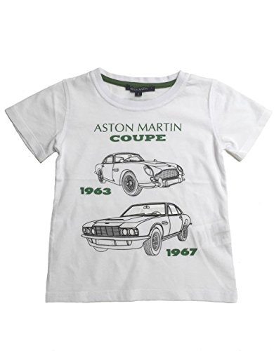 aston-martin-boys-coupe-1963-fleder-short-sleeve-t-shirt-white-7y