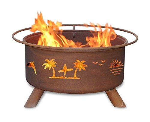 Pits Patina (Patina Products F117,  30 Inch Pacific Coast Fire Pit)