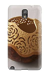 Fashionable KvrAwis27639AWUMl Galaxy Note 3 Case Cover For Gourd Art Protective Case