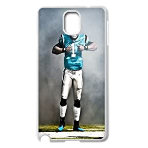Best Phone case At MengHaiXin Store The NFL stars Cam Newton from Carolina Panthers team custom design case cover Pattern 114 For Samsung Galaxy NOTE3 Case Cover