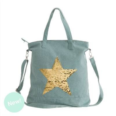 Bolso Ocean Estrella Oro