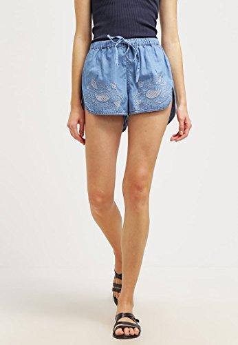SOMEDAYS LOVIN RAY - Shorts - Blue - Damen Gr. L