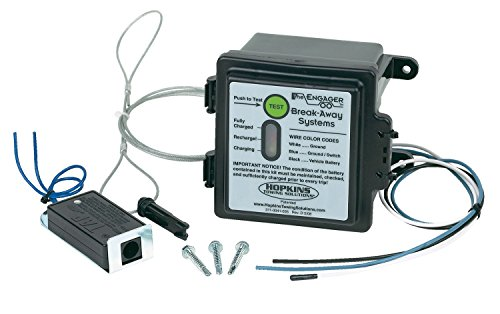Hopkins 20099 Engager LED Test Break Away System with Battery (System Test)