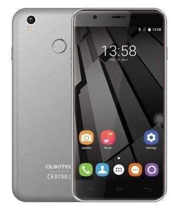 "141 opinioni per OUKITEL U7 Plus- 5.5"" Fingerprint HD Schermo 4G Smartphone Android 6.0 1.3GHz"