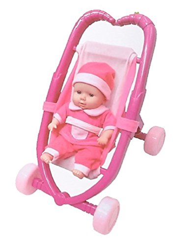 3 Year Old In Stroller - 6