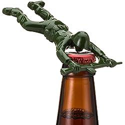 Green Army Man Bottle Opener