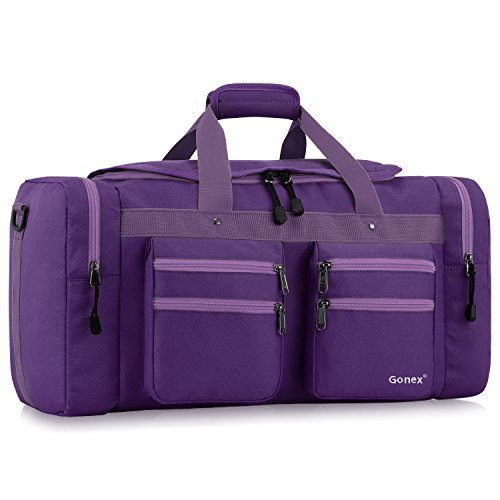 Gonex Travel Luggage Water resistant Pockets